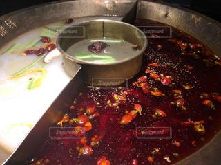 赤,中国,上海,火鍋,うまい