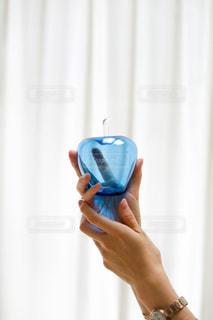 青いりんごの写真・画像素材[1637745]