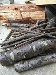 木の杭 - No.966717