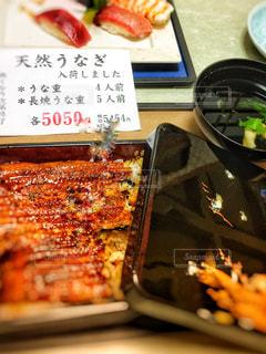 食べ物,食事,屋内,お寿司,寿司,鰻,うなぎ,夏バテ,夏バテ防止