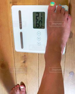 体重計の写真・画像素材[2357263]