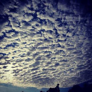 雲、雲、雲、、、の写真・画像素材[2414738]