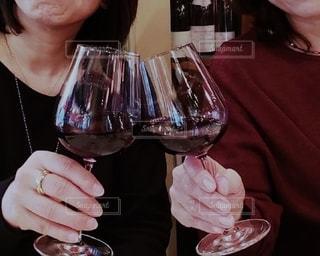 乾杯🥂の写真・画像素材[2623721]