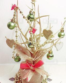クリスマス,クリスマスツリー,手作りツリー