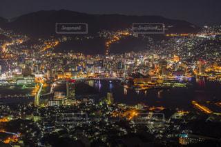 夜景,長崎,稲佐山,日本三大夜景