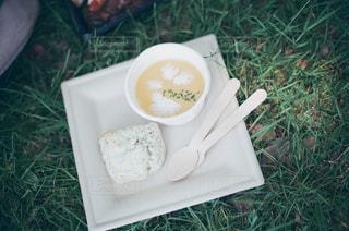 自然,ランチ,スコーン,スープ,ごはん,外ごはん