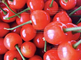 赤,かわいい,フルーツ,さくらんぼ,red,girl,fruit,チェリー,cherry