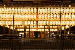 夜,京都,神社,観光,提灯,八坂神社,京都の神社