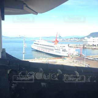 高松城窓からの景色の写真・画像素材[1033349]