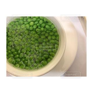 海外,スープ,料理,台湾,台北,人和園雲南菜,エンドウ豆