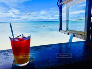 カフェ,海,空,夏,沖縄,景色,旅行,リゾート,フォトジェニック