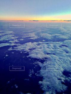 雲の海の写真・画像素材[910066]