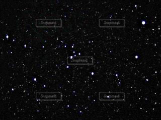 雪の星の写真・画像素材[910078]