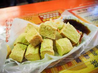 アジア,旅行,ごはん,台湾,台北,臭豆腐,寧夏夜市,台湾ごはん,里長伯麻辣臭豆腐