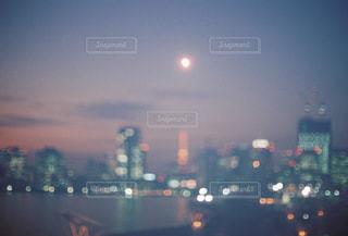 夜の街の写真・画像素材[1694268]