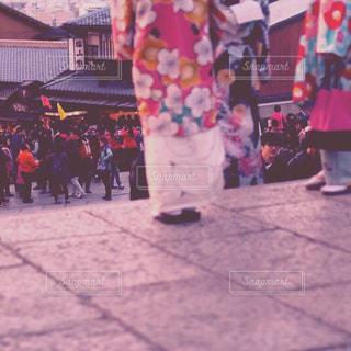 清水寺前の写真・画像素材[908362]