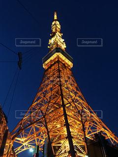 東京タワーの写真・画像素材[2727019]