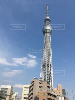 東京スカイツリーの写真・画像素材[1022346]