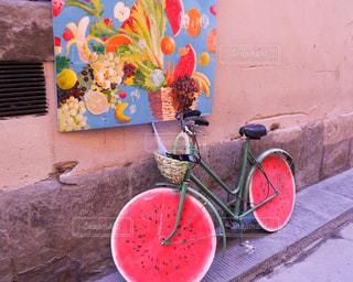 スイカ自転車 - No.901859