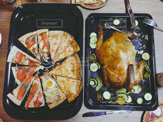 クリスマスパーティー料理の写真・画像素材[935226]