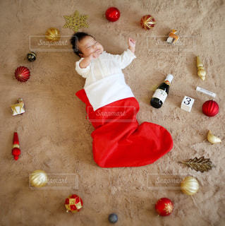 クリスマスフォトの写真・画像素材[935232]