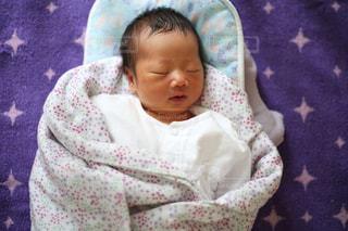 新生児の写真・画像素材[1685534]