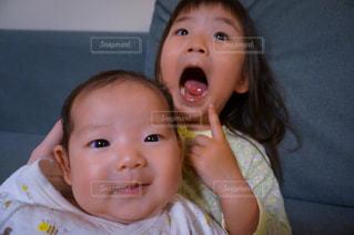 笑顔×姉妹