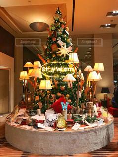 ディナー,室内,本,プレゼント,楽しい,イルミネーション,クリスマス,ツリー,ホテル,クリスマスツリー,りんくう,ブック,聖なる夜