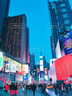 夜景,ニューヨーク,都市,アメリカ,NY