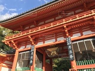 秋,京都,神社,観光,旅行,KYOTO,縁結び,参拝,trip,八阪神社