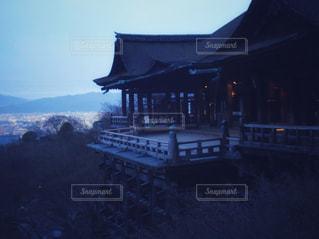 夜明け前の清水寺 - No.908340