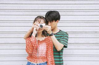 恋人,カメラ,カメラ女子,カップル,幸せ,二人,男女,恋