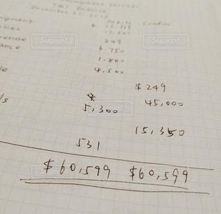 文字,英語,ノート,勉強,留学,ボケ,数字,宿題,手書き,紙,計算,課題,会計,復習,簿記,手書き文字,資産,ページ,金額,収益,アカウンティング