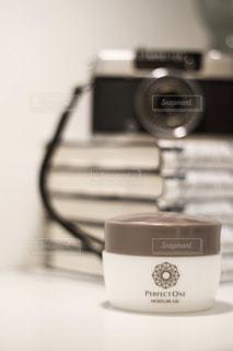 コーヒーカップのクローズアップの写真・画像素材[2389470]