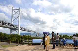 瀬戸大橋の写真・画像素材[916402]