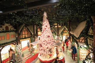 ホワイトクリスマスの写真・画像素材[937599]