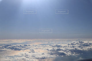 幻想的な空の写真・画像素材[2413088]
