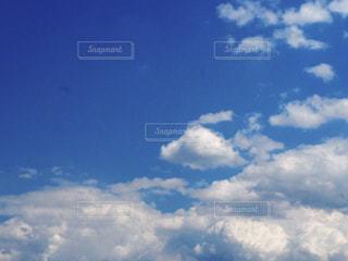 青空と雲🧢☁️の写真・画像素材[1108977]
