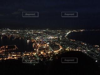 函館山夜景の写真・画像素材[909539]