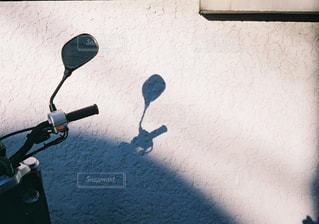 夏,バイク,影,光,フィルム,フィルム写真,フィルムフォト