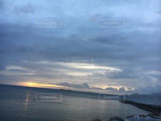 海,空,沖縄,癒し,眺め
