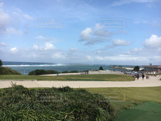 ocean viewの写真・画像素材[1158275]