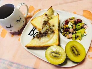 食べ物,朝食,フルーツ,果物,テーブルフォト,色鮮やか,スィーツ,キュウイ,インスタ映え