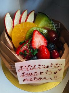 フルーツケーキの写真・画像素材[1780097]
