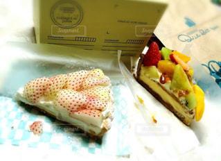 テーブルフォト ケーキの写真・画像素材[1780160]