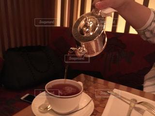 カフェの写真・画像素材[2252578]