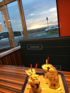 カフェの写真・画像素材[2252664]