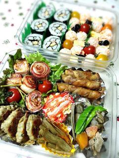 お弁当の写真・画像素材[2481481]