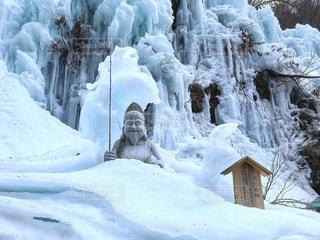 自然,冬,絶景,雪,白,綺麗,氷,観光,寒い,渓谷,岐阜,ホワイト,つらら,石像,飛騨,迫力,氷柱,ホワイトカラー,氷の渓谷