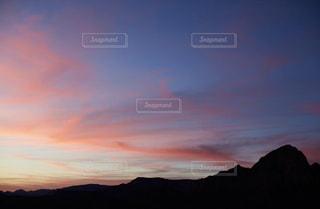静かな空の写真・画像素材[966990]